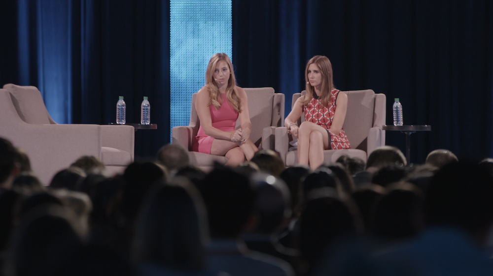 Co-founders Danielle Weisberg & Carly Zakin tell the tale of theSkimm.