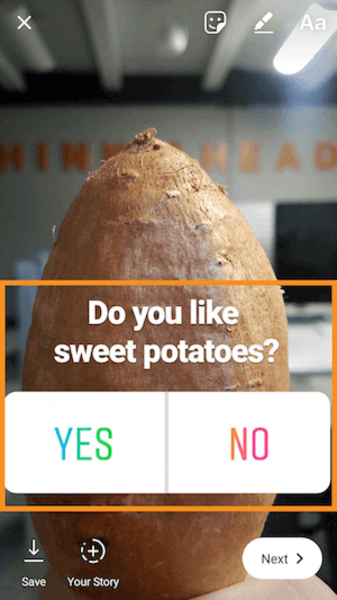 Interactive Content Polls 3