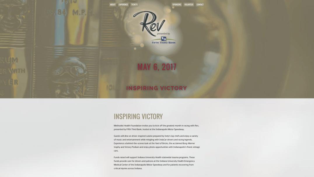 Rev Website