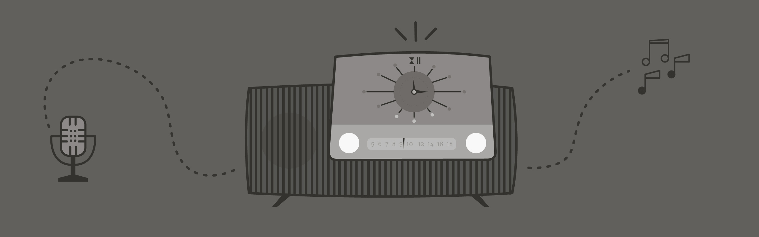 The Power of Radio  Image