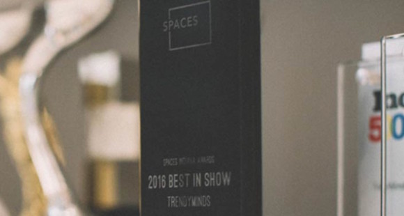 Spaces Indiana Names TrendyMinds' Office as 2016 Best in Show