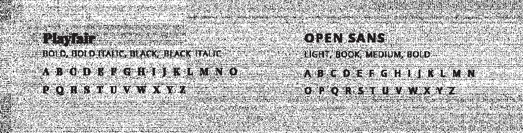 Theta Typography