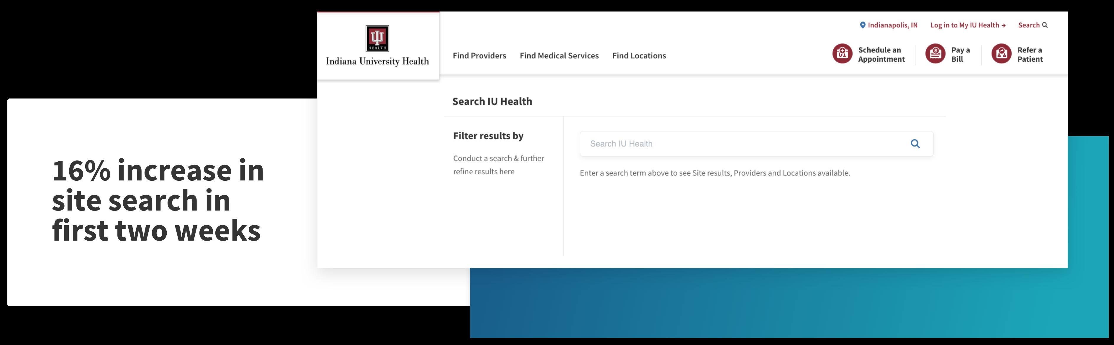Indiana University Health   TrendyMinds