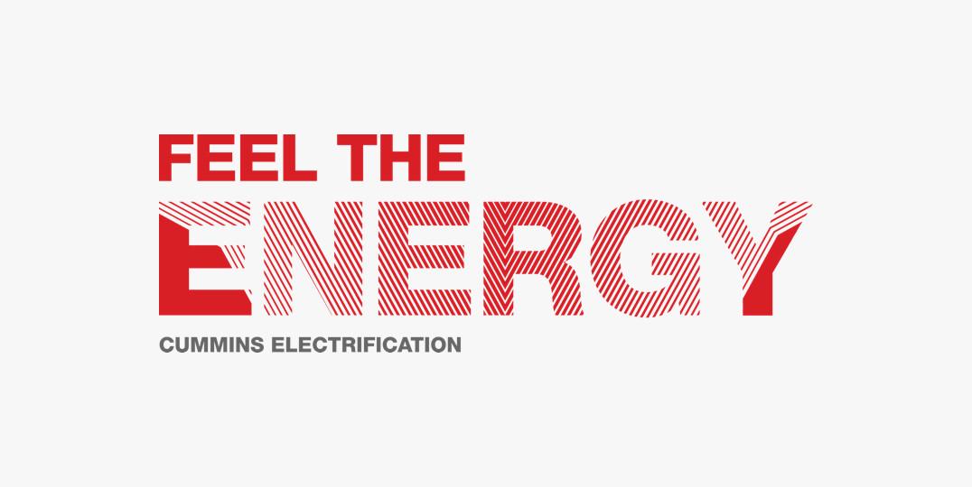 Cummins-Feel The Energy-Logo Gr