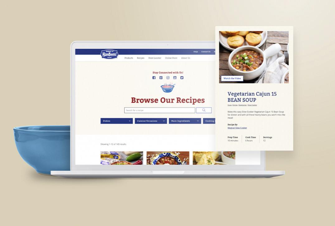 HURST Recipes Page