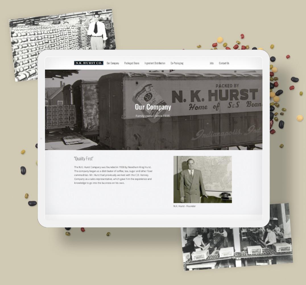 NKHURST History i Pad Mockup 01