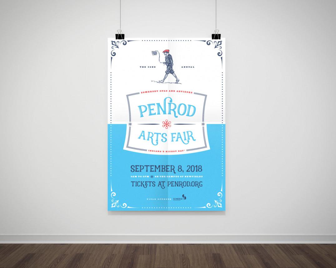 Pnaf Penrod 2018 Poster